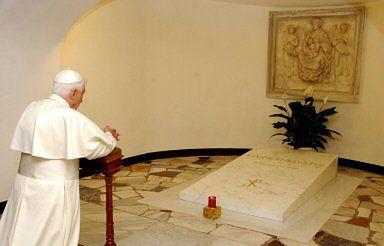 HISTORYCZNY LIST BENEDYKTA XVI ZOKAZJI 100 ROCZNICY URODZIN ŚW. JANA PAWŁA II