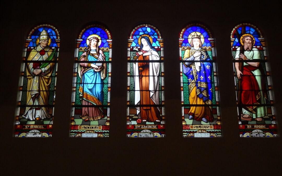 Wszystkich Świętych – Msze wnaszej parafii